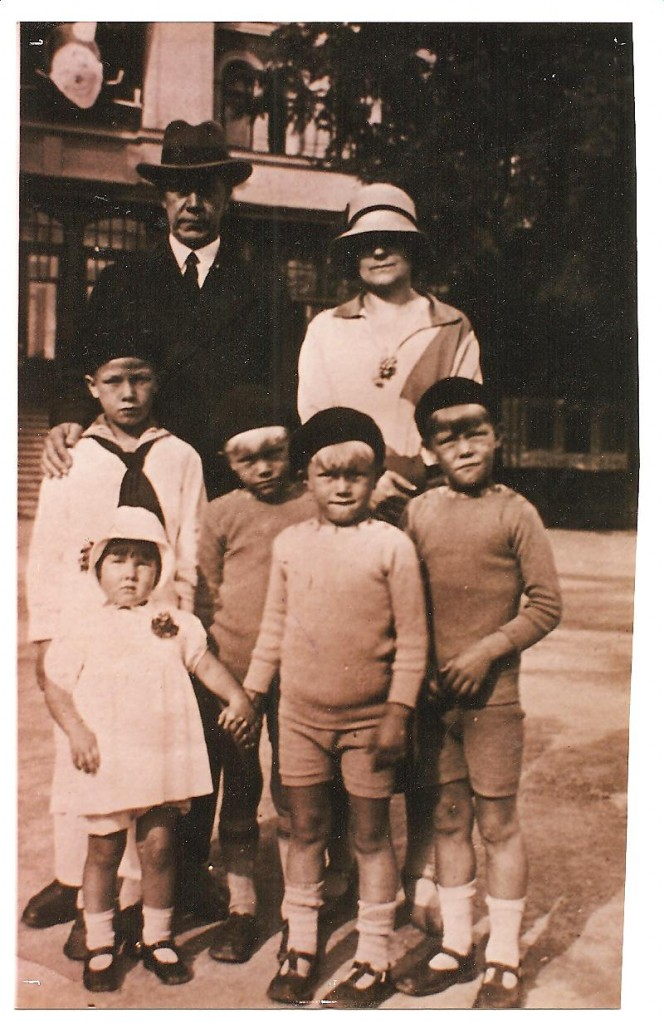 1932 kanske familjen