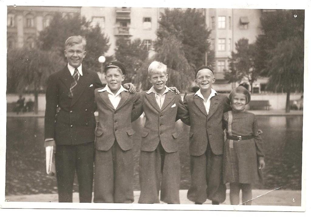 1935 Familjen