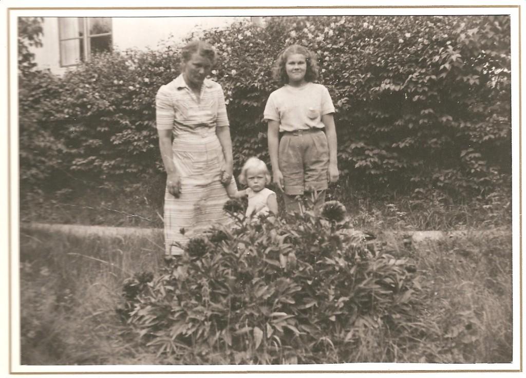 1940 Mor o jag o Kajsa