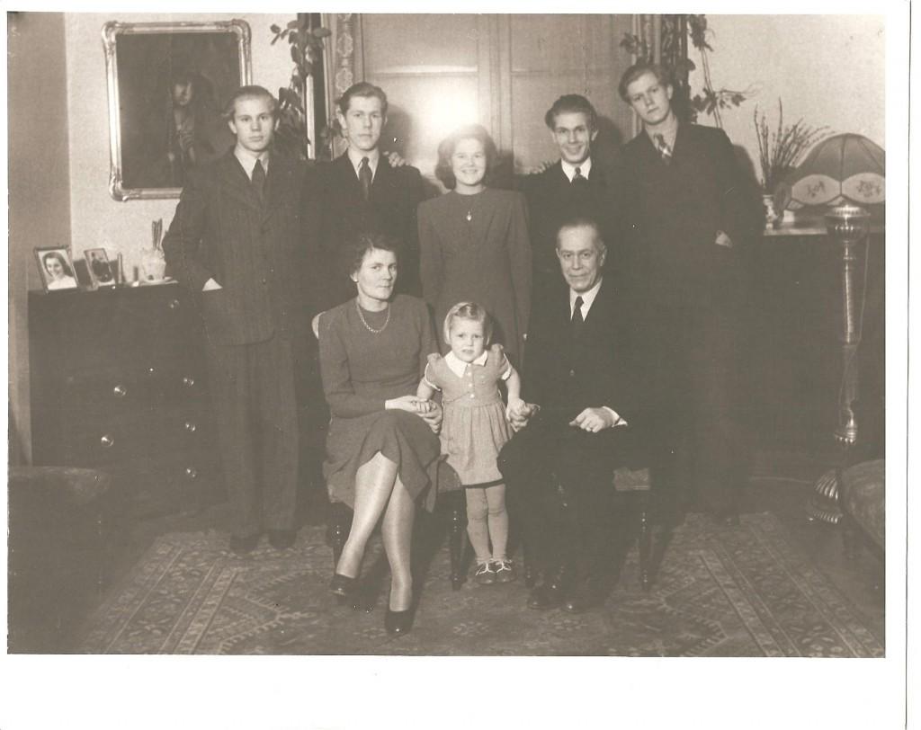1941 Familjebild