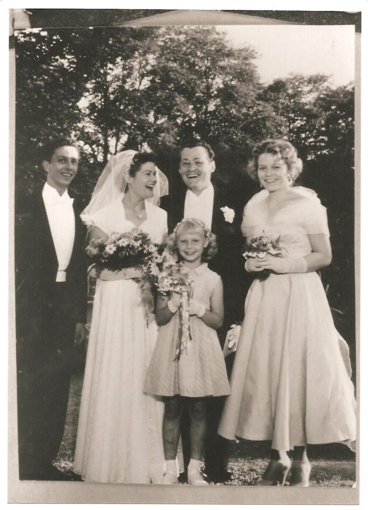 1955 kanske Kajsas bröllop