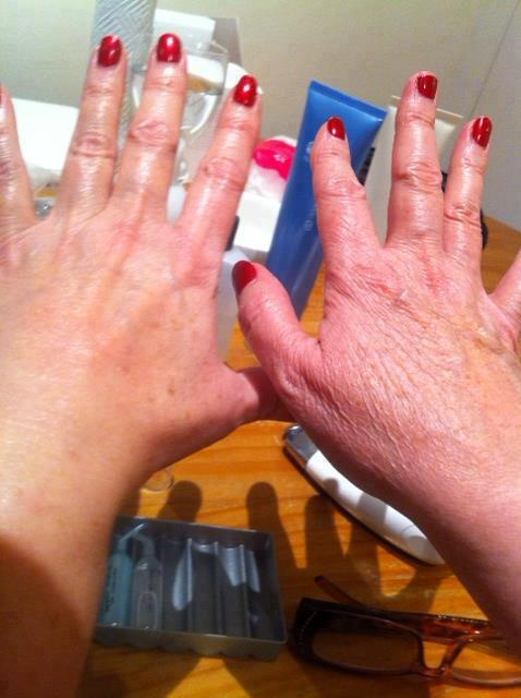 Nu Skin händer