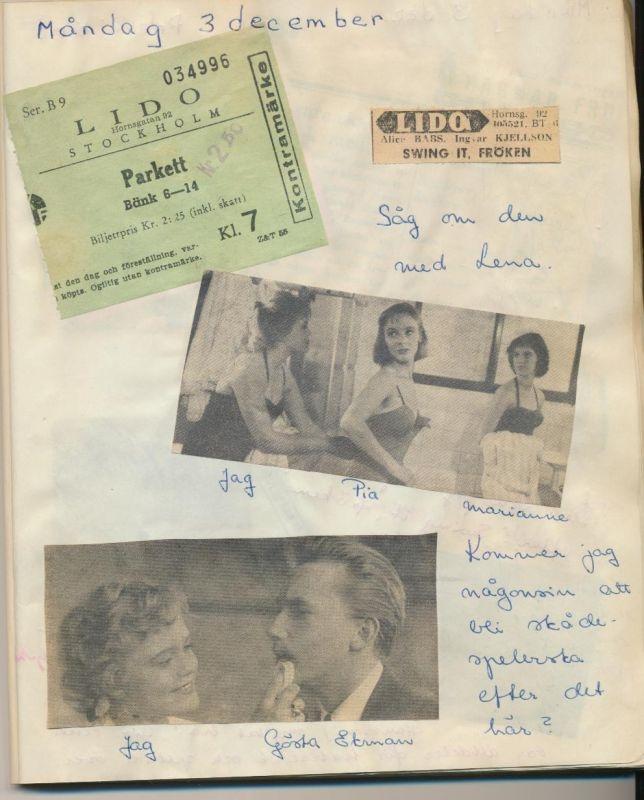 1956 Swing it fröken