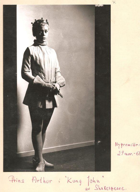 1961 11 Kung John Dramaten (1)