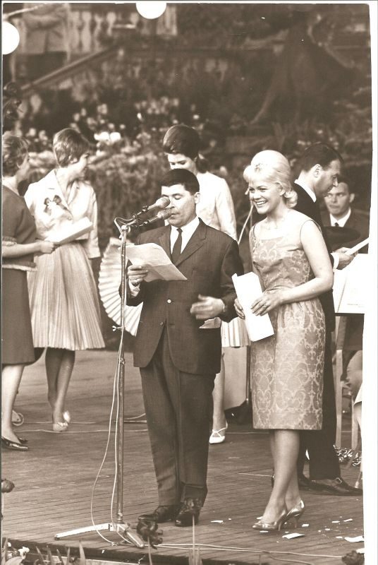 1962 05 Sommarshow på Grönan Radioprogram (2)