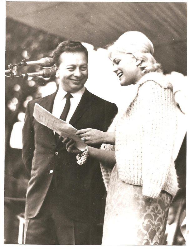 1962 05 Sommarshow på Grönan Radioprogram