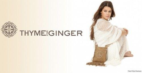 Bianca med Tims väska
