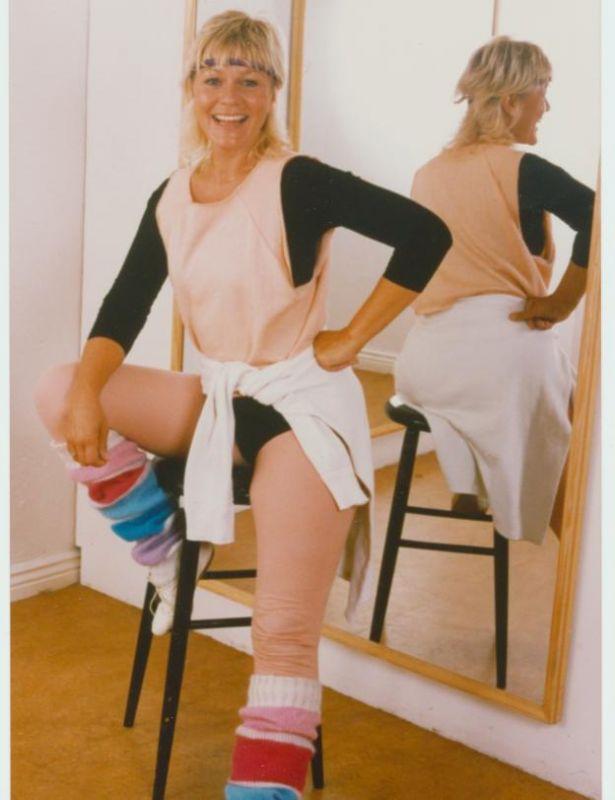1985 Christina 1985 gympa
