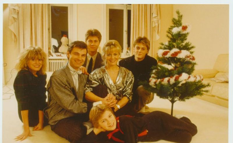 1987 1222 Silverbröllop B. Johansson Aftonbladet (1)