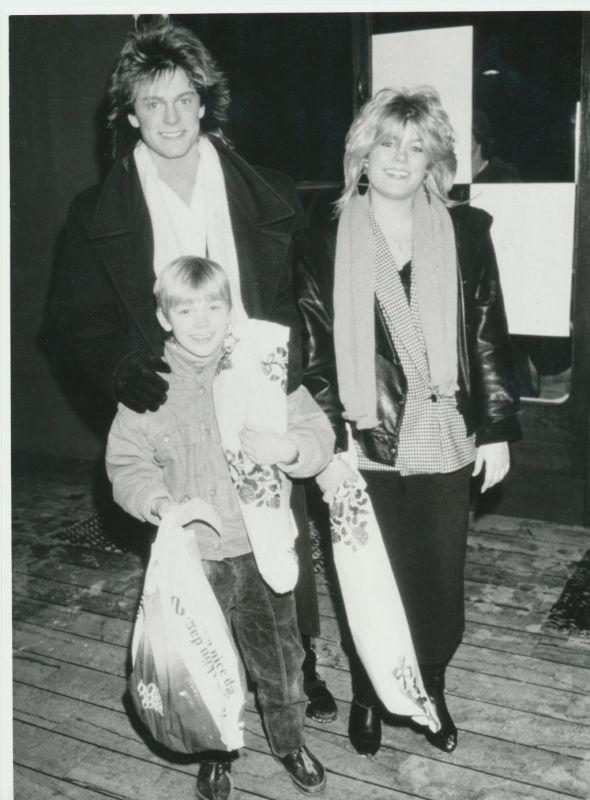 1985 0207 Premiär Gröna Hissen