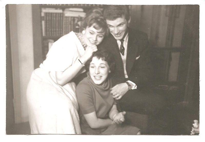 1959 03 Förlovning med Lena