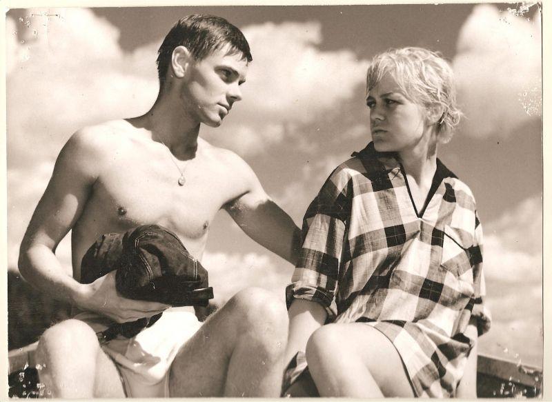 1959 Raggare Hans o jag
