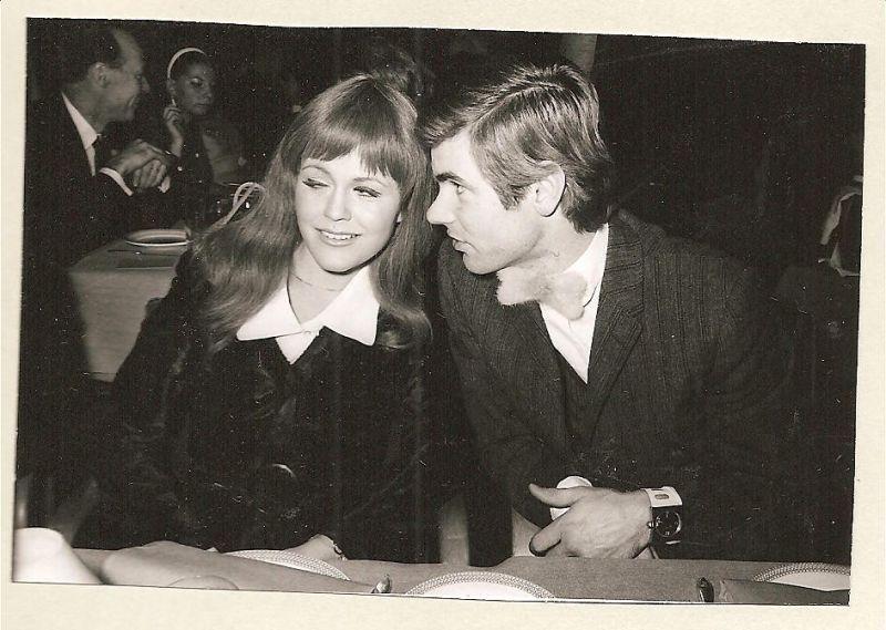 1968 09 Hans och jag