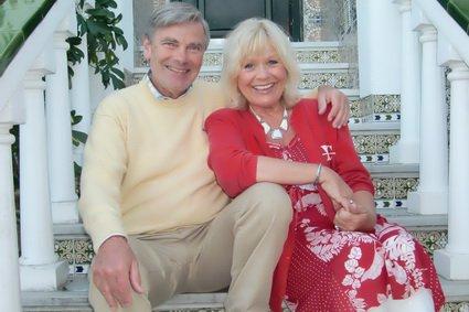 Christina och Hans 2010
