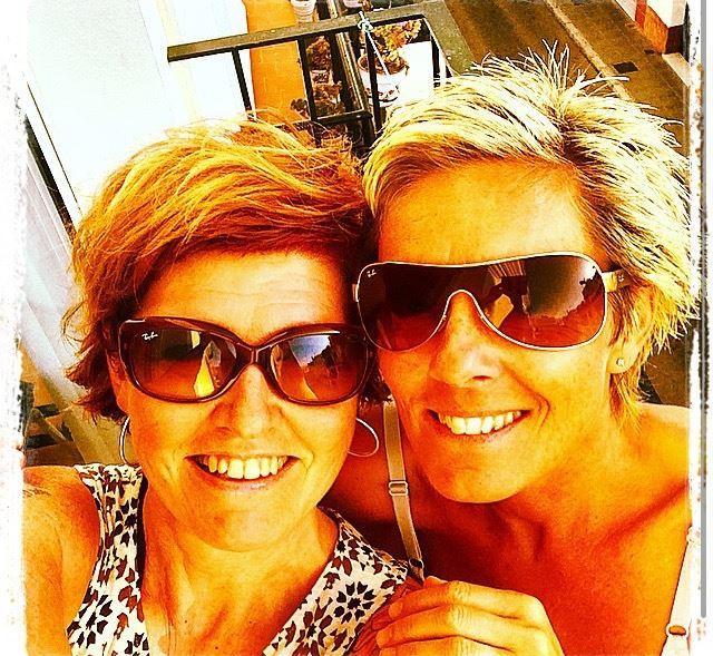 Helena och Marianne