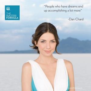 People who have dreams